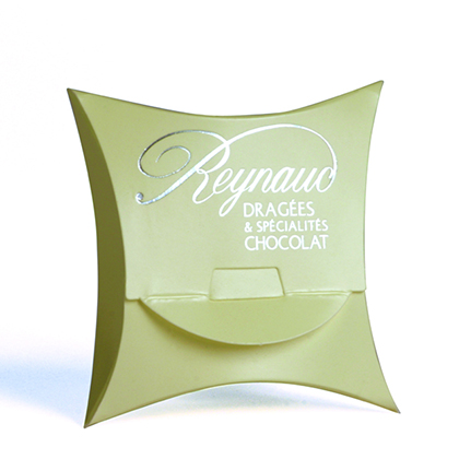 Sac papier Chine - Cannelle