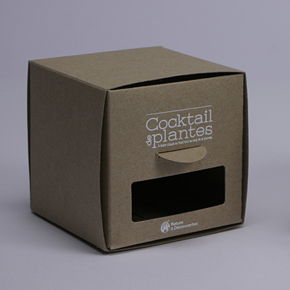 packaging de luxe - BoxTiroir