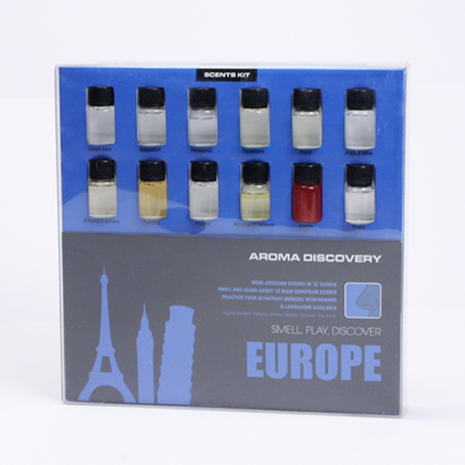 coffret pour senteurs, packaging design, emballage promotionnel, coffret, réalisation sur mesure, fabrication etui, conception emballage, création packaging, production france,  PET
